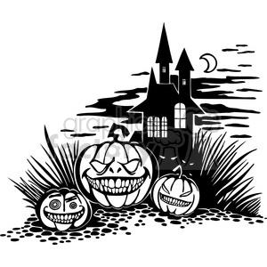 Halloween clipart illustrations 027