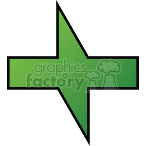 symbol electric sign clipart