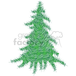 Spruce Pine Tree clipart clipart. Commercial use image # 388026