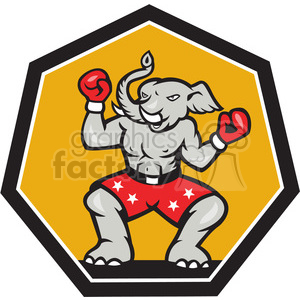 elephant boxer republican front raise