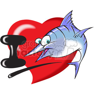 I love marlins clipart. Royalty-free image # 390715