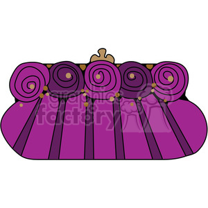 Womens Clutch 01 clipart. Royalty-free image # 391628