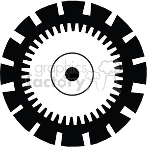 Gear 16 clipart. Commercial use image # 394097