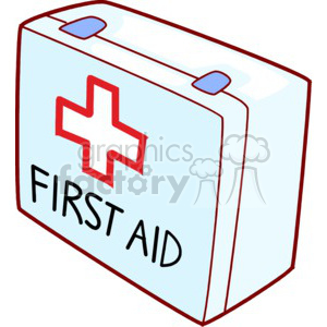 medical kit clipart. Royalty-free image # 165828