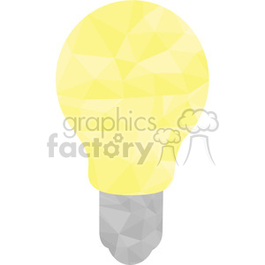 Lightbulb clipart. Commercial use image # 397953