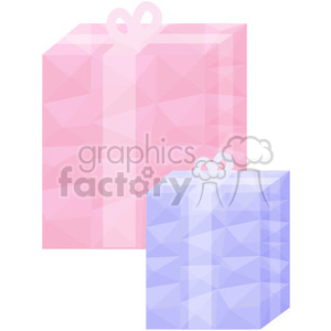 Presents clipart. Royalty-free image # 397973