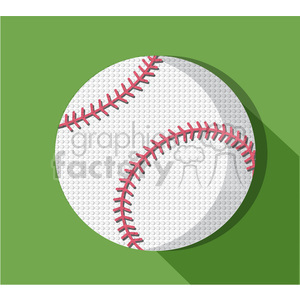 sports equipment baseball illustration clipart. Commercial use image # 398103