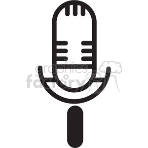 microphone icon clipart. Commercial use icon # 398308