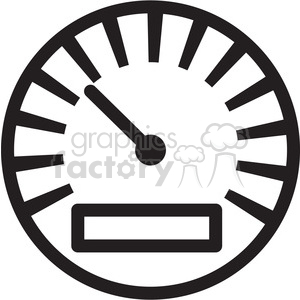 gauge icon clipart. Royalty-free icon # 398418