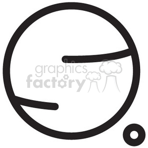 planets vector icon clipart. Commercial use image # 398505