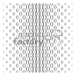 vector shape pattern design 777 clipart. Royalty-free image # 401515