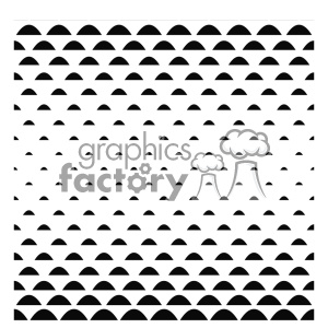 vector shape pattern design 853 clipart. Royalty-free image # 401535