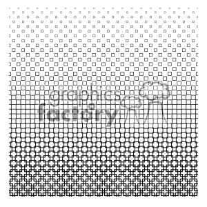 vector shape pattern design 726 clipart. Royalty-free image # 401605
