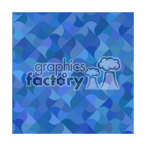 vector color pattern design 134 clipart. Royalty-free image # 401685