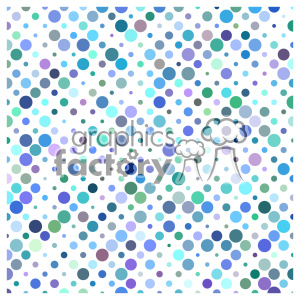 vector color pattern design 041 clipart. Royalty-free image # 401695