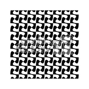 vector shape pattern design 877 clipart. Royalty-free image # 401720