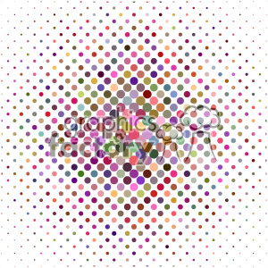 vector color pattern design 009 clipart. Royalty-free image # 401760