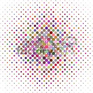 vector color pattern design 009