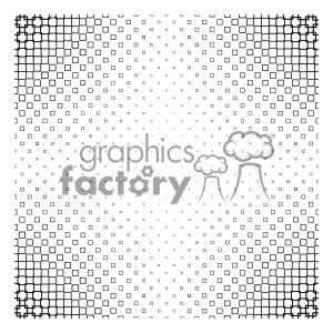 vector shape pattern design 669 clipart. Royalty-free image # 401830