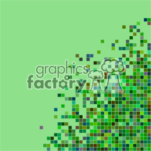 square vector background pattern designs 009 clipart. Royalty-free image # 401930