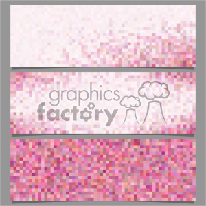 vector header banner template 016 clipart. Commercial use image # 402070