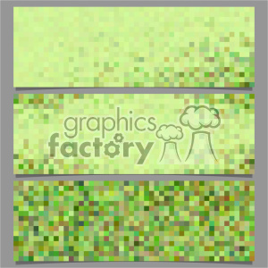 vector header banner template 014 clipart. Royalty-free image # 402105