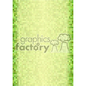 green ditigal pixel pattern vector background template