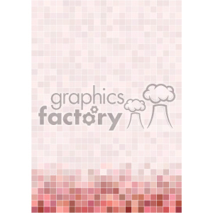 skin tone pixel pattern vector bottom background template clipart. Royalty-free image # 402170