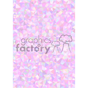 shades of faded pink polygon geometric vector brochure letterhead document background template