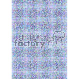 shades of blue pixel vector brochure letterhead document background template clipart. Commercial use image # 402190
