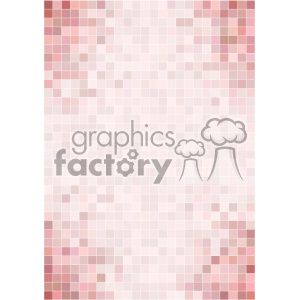skin tone pixel pattern vector background template clipart. Royalty-free image # 402205