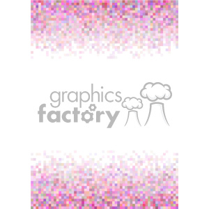 pink pixel pattern vector paper background template clipart. Royalty-free image # 402230