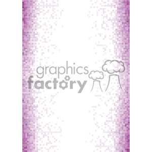 purple pixel pattern vector background template clipart. Royalty-free image # 402240