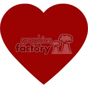 basic heart svg cut files vector valentines die cuts clip art