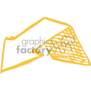 sketched arrow vector art clipart. Royalty-free image # 403300
