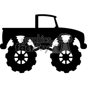 pickup truck svg cut file clipart. Royalty-free image # 403778