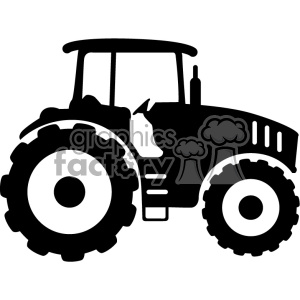 tractor svg cut file clipart. Commercial use image # 403788