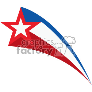 4th of july fireworks vector icon