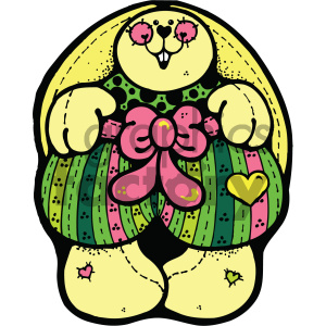 cartoon clipart bunny 012 c clipart. Commercial use image # 404999