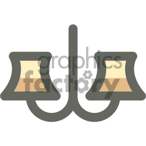 lights furniture icon clipart. Royalty-free image # 405693