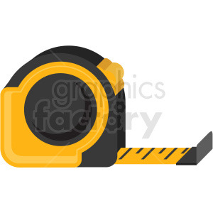 tape measure icon clipart. Royalty-free image # 406070
