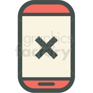 social media addiction phone icon clipart. Royalty-free icon # 406191