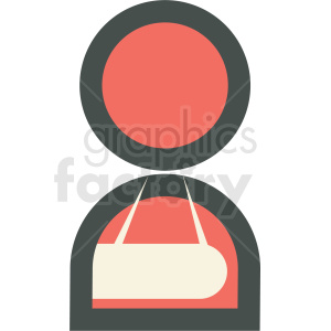 injury law icon clipart. Royalty-free image # 406287
