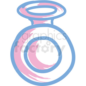 cosmetic makeup icons bottle perfume