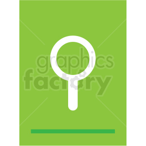 document search vector icon clip art clipart. Royalty-free image # 406612