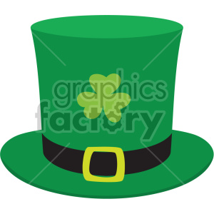 st patricks day hat no background clipart. Royalty-free image # 407676
