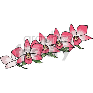 flowers clipart. Royalty-free image # 151137