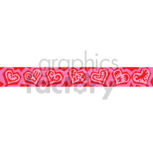 Valentine's day header clipart. Royalty-free image # 167008