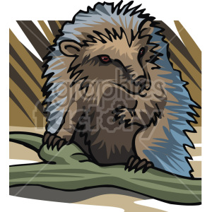 mole clipart. Royalty-free image # 129340