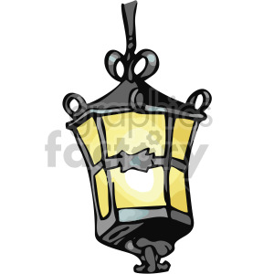 lantern clipart. Commercial use image # 407796
